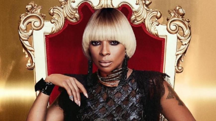 Mary J Blige invite la crème de la crème sur son album !