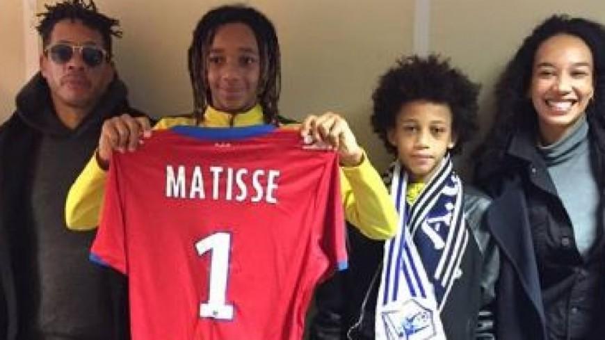 JoeyStarr : son fils intègre l'AJ Auxerre !