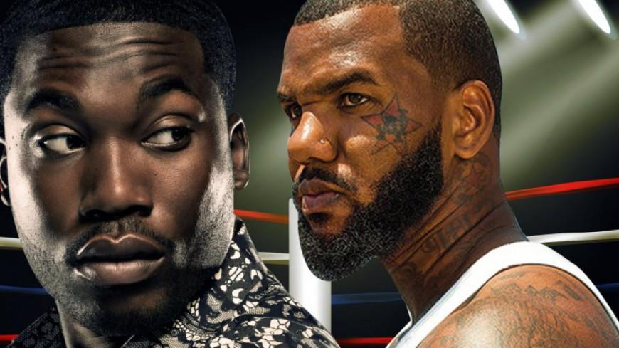 Meek Mill et The Game se mêlent du clash de Nicki Minaj et Remy Ma.