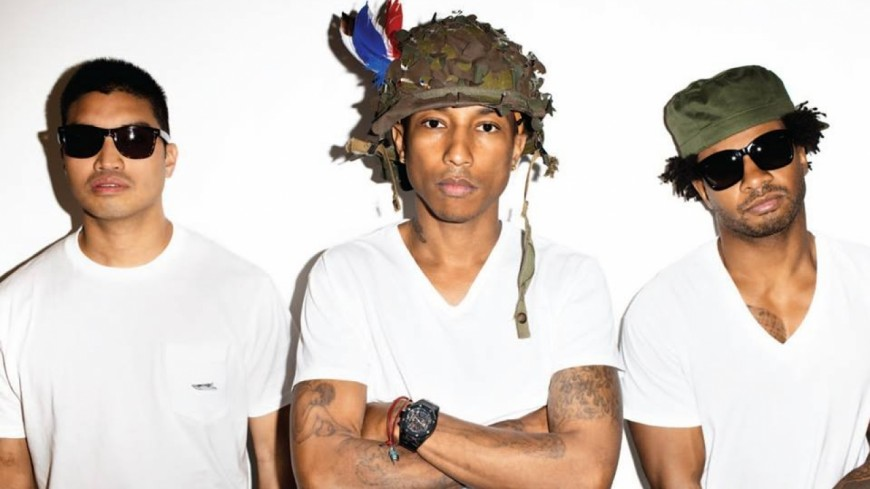 Le groupe de Pharrell Williams sur la route du come-back ?