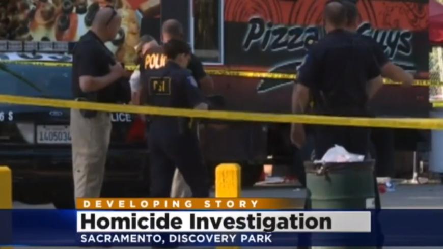 Un homme meurt après un incendie au festival hip-hop de Sacramento