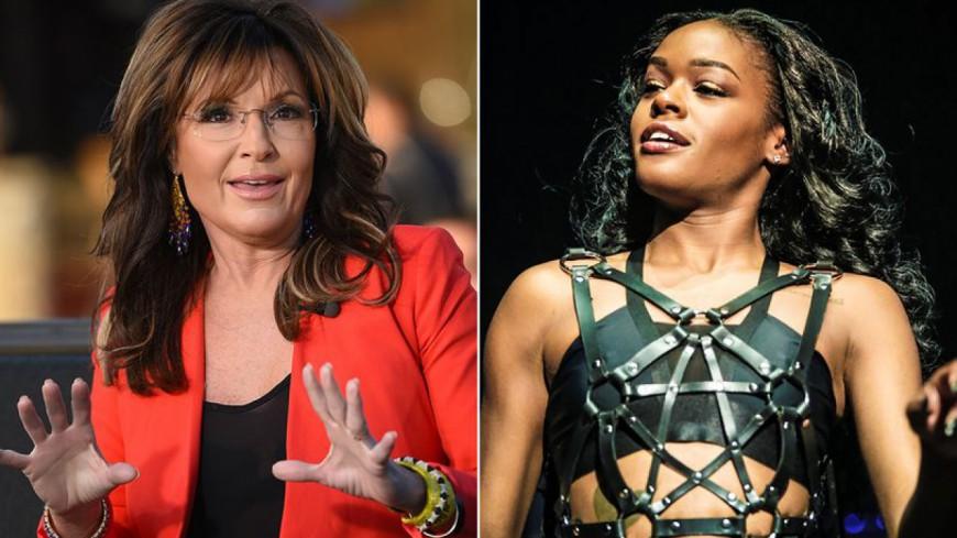 Clash entre Azealia Banks et Sarah Palin !
