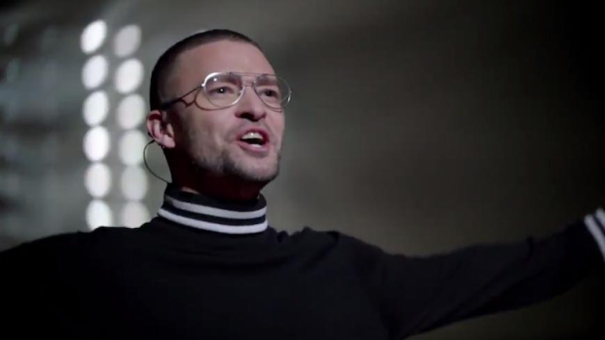 Justin Timberlake de retour avec un nouveau morceau !