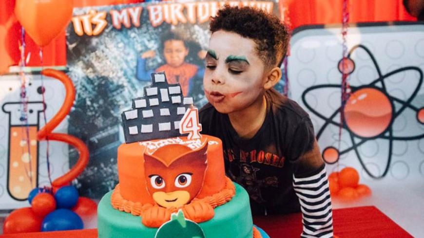 Wiz Khalifa et Amber Rose célèbre l'anniversaire de leur fils !