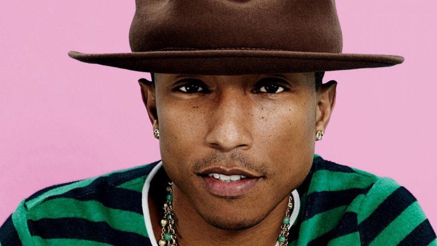 Pharrell Williams dévoile sa collaboration avec Adidas