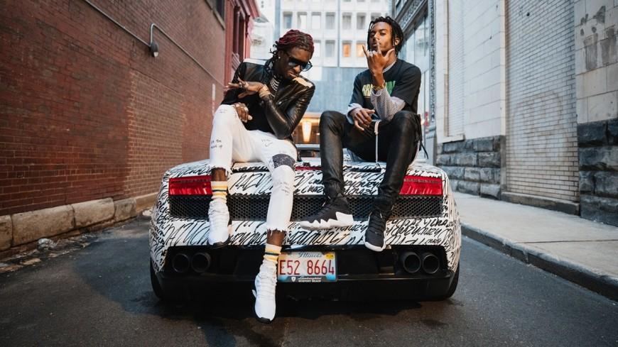 Adidas a jeté son dévolu sur Young Thug, Playboy Carti et 21 Savage !