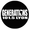 Ecouter Generations 101.5 Lyon en ligne