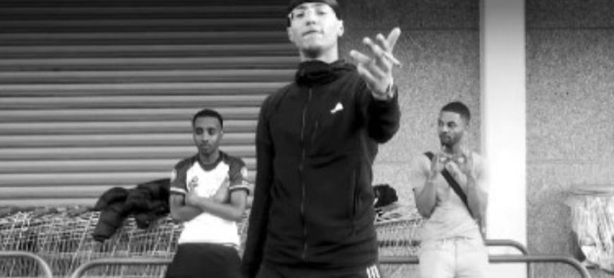 Freeze Corleone soutenu par le rap français