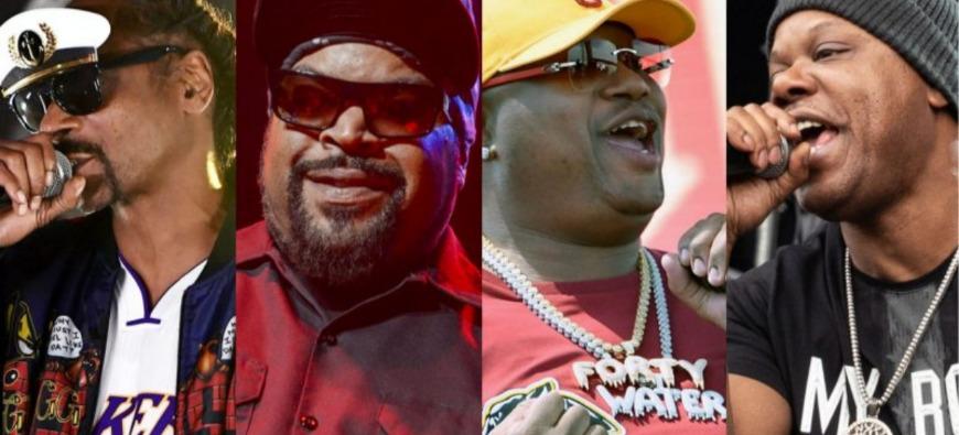 Too Short, E-40, Ice Cube et Snoop Dogg créent un supergroupe !
