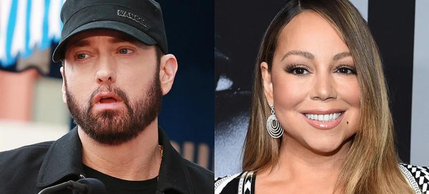Eminem clashé par Mariah Carey
