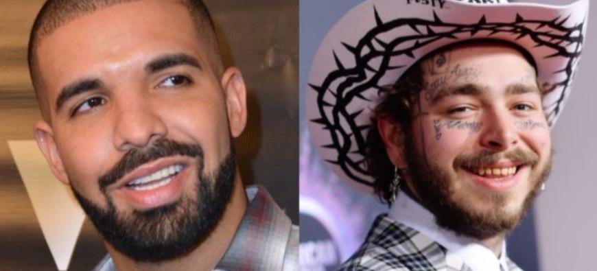 Post Malone, Drake et Lil Baby dans le classement des rappeurs les mieux payés en 2020