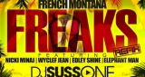 French Montana ft Nicki Minaj, Wyclef Jean, Edley Shine & Elephant Man - Freaks (DJ Suss One Remix)