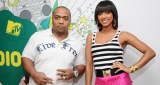 Timbaland - Covers Blown (ft Keri Hilson, Attitude & Sebastian)
