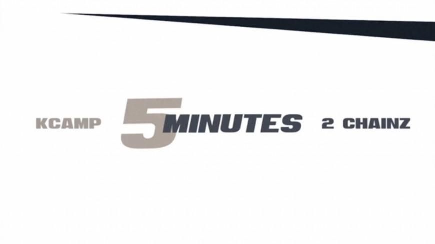 K. Camp et 2 Chainz se racontent dans ''5 Minutes'' !