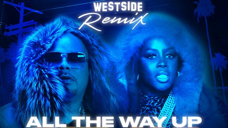 Fat Joe & Remy Ma en mode Westside pour le remix de ''All The Way Up''