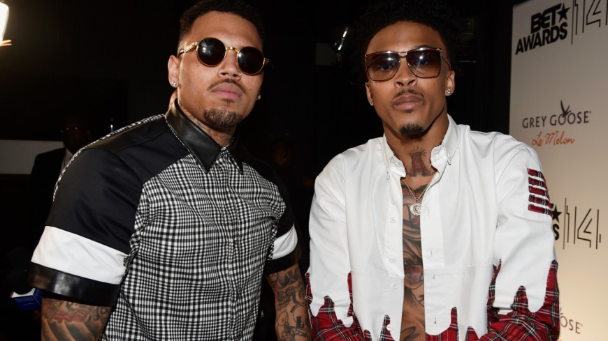 August Alsina - Been Around the World (ft Chris Brown)