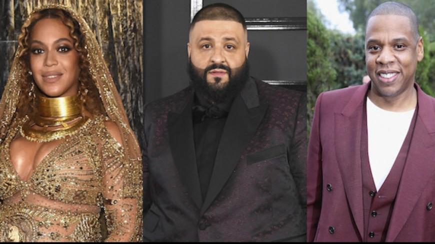 Quand DJ Khaled invite Beyoncé et Jay-Z sur un titre !