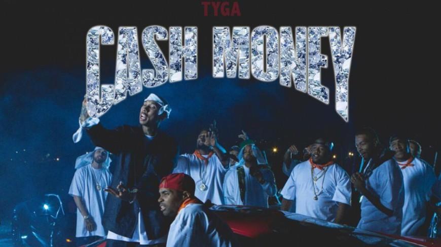 Tyga s'exprime sur YMCMB dans son nouveau titre ''Ca$h Money''