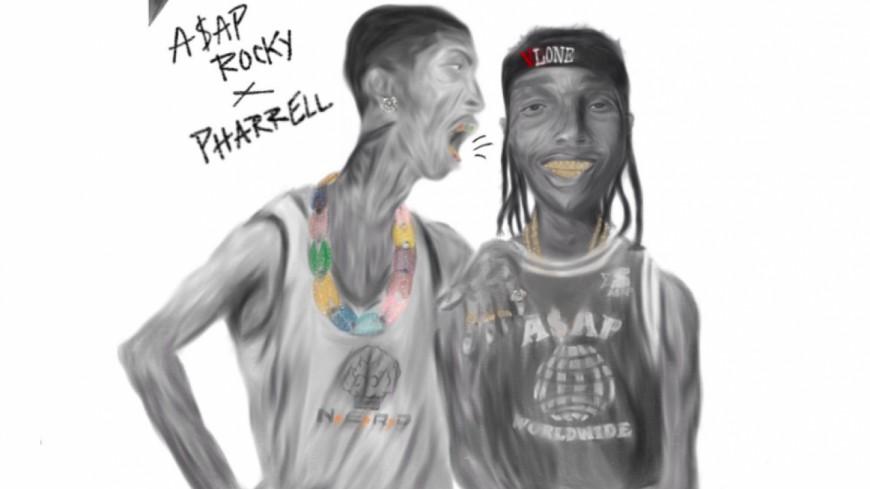 A$AP Rocky - Hear Me (ft Pharrell)
