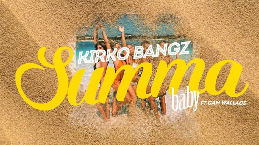 Kirko Bangz balance son nouveau son pour l'été ''Summa Baby''