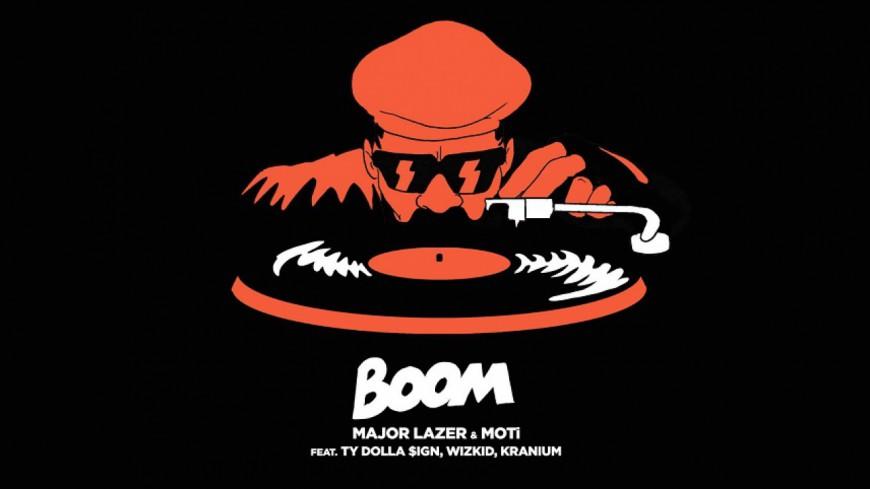 ''Boom'' de Major Lazer & MOTI sera-t-il un des sons de l'été ?!