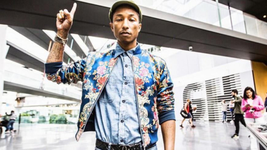 Apple Music présente ''Freedom'' de Pharrell Williams