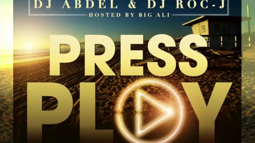 DJ Abdel & DJ Roc-J ft Big Ali - Press Play R&B (Intro)