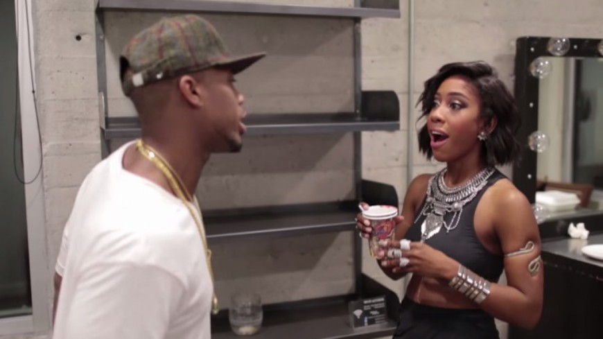 Sevyn Streeter - Shoulda Been There (ft B.o.B)