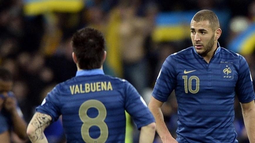 Karim Benzema se lâche sur Mathieu Valbuena !