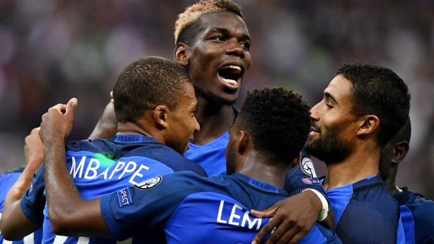 Les Bleus explosent litteralement les Hollandais et se rapprochent de la qualification pour la CDM 2018 !