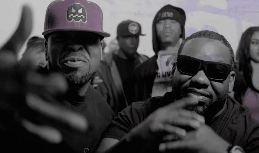Method Man ft Raekwon & Inspectah Deck - The Purple Tape (Official Video)