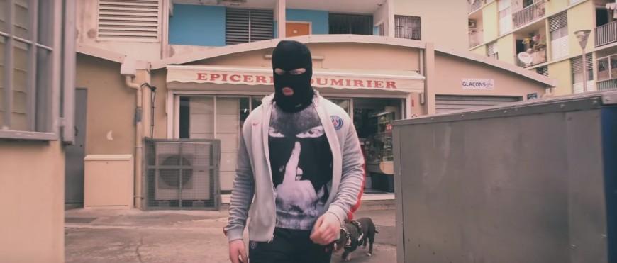 Kalash Criminel toujours aussi violent dans ''Shottas'' !