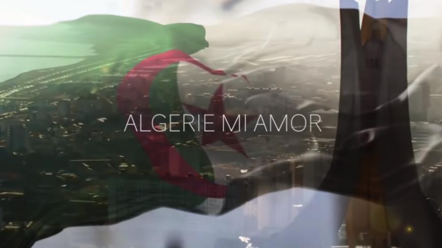 """L'Algerino rappe son amour pour son pays en crise dans """"ALGERIE mi amor"""" !"""