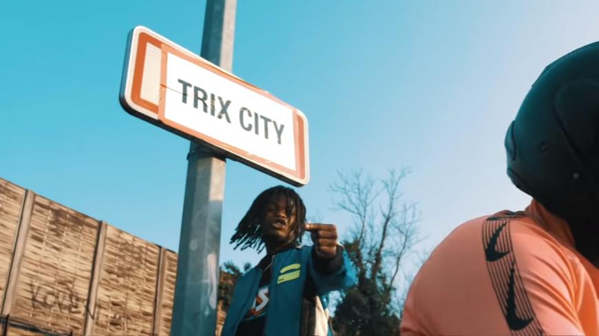 """Diddi Trix vous invite dans la """"Trix City"""""""