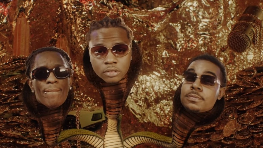 Gunna et Young Thug collaborent sur ''Three Headed Snake''!