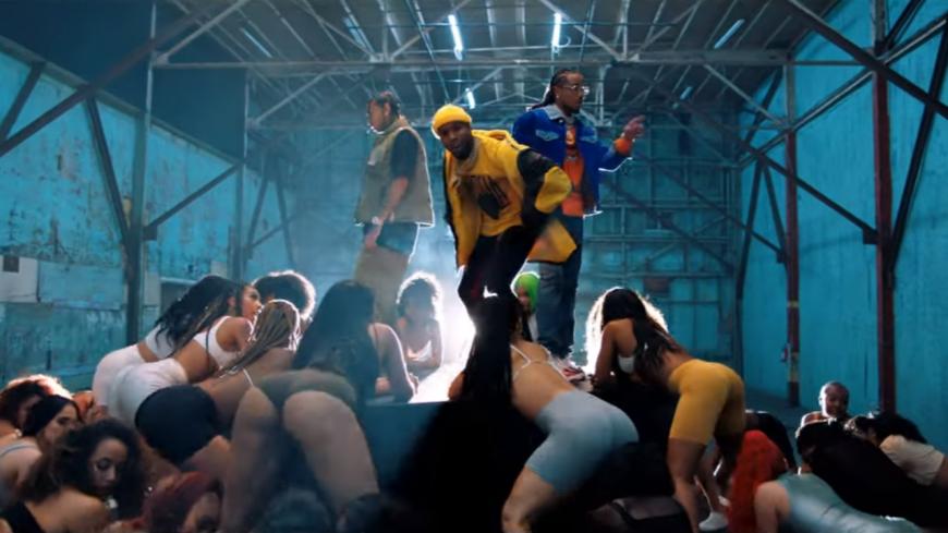 """Tory Lanez, Quavo et Tyga enflamment la piste avec """"Broke Leg""""!"""