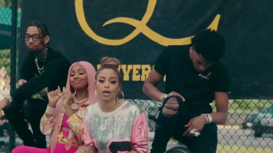 Layton Greene livre le clip de ''Leave Em Alone'' en compagnie de Lil Baby, Yung Miami et PnB Rock!