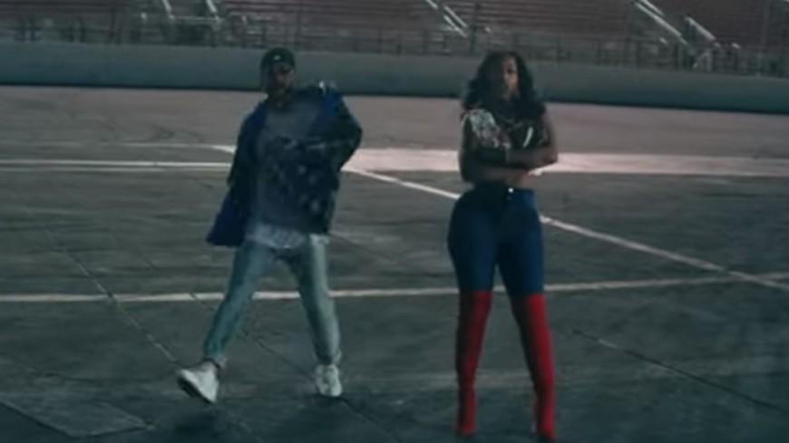 """Kash Doll balance le clip de """"Ready Set"""" avec Big Sean"""