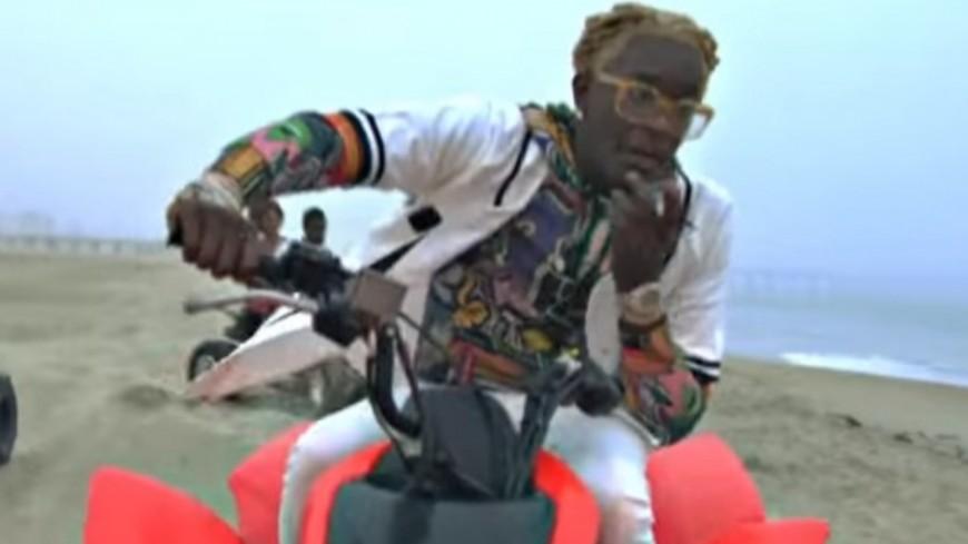 "Young Thug veut faire du ""Surf"" avec Gunna"