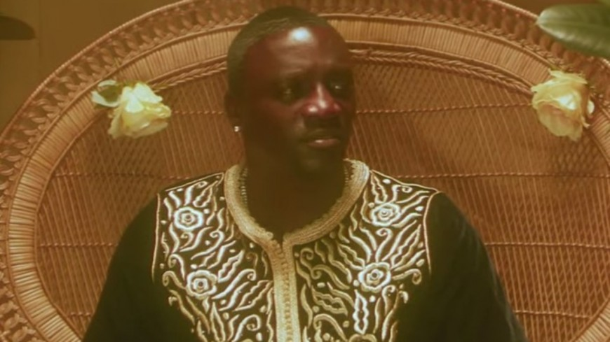 "Akon est le maître du ""Wakonda"""