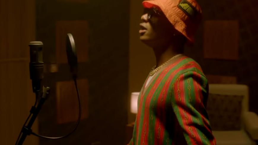 "Wizkid nous ambiance dans ""Ghetto Love"" !"