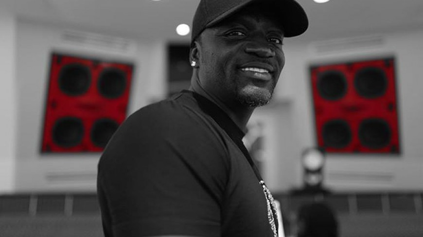 "Akon : il le sait, il  ""Can't Say No"""