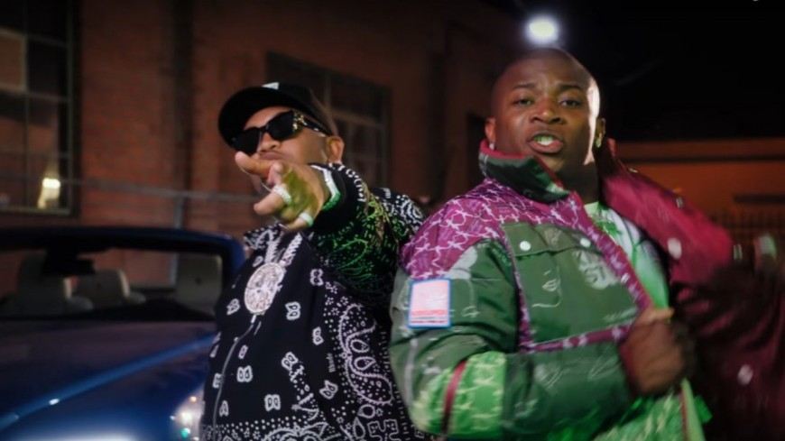 "O.T. Genasis et DJ Mustard dans ""Big Shot"""