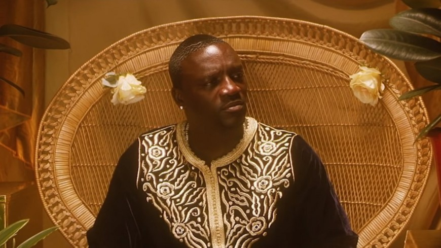 "Akon t'emmènes dans son ""Wakonda"" !"
