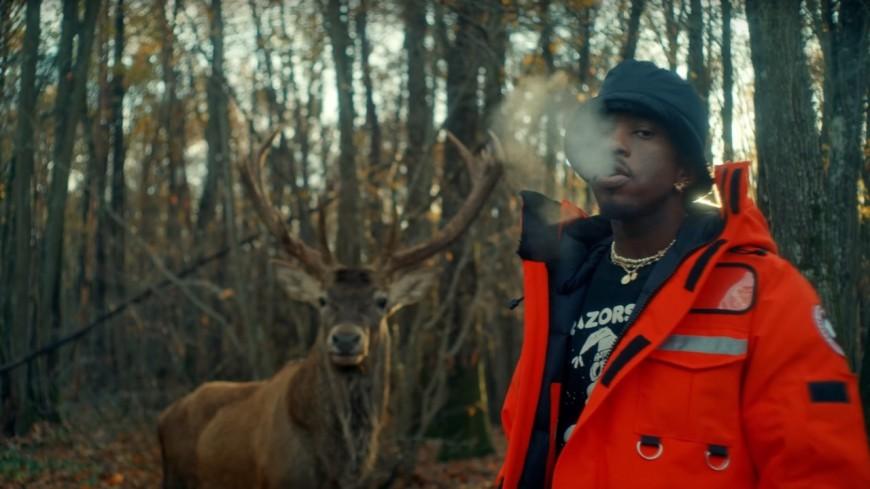 """Josman survit comme """"Bambi"""" dans son clip"""