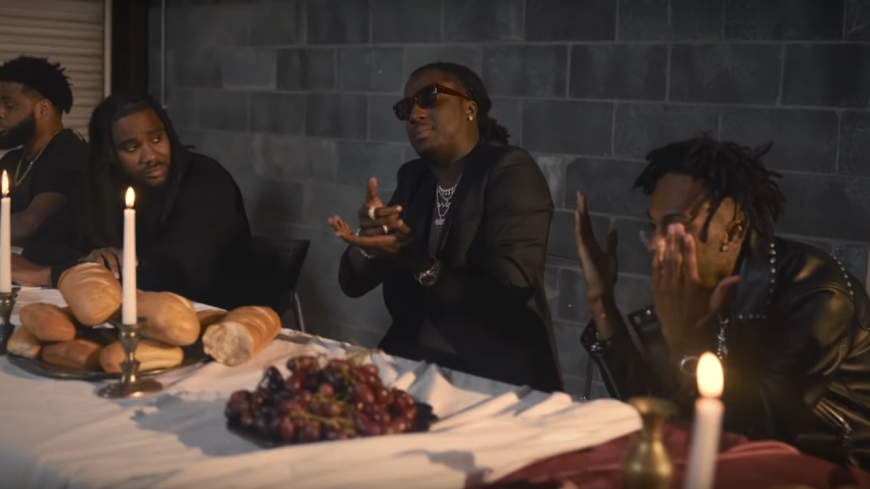 "K CAMP & True Story Gee ""EAT"" le game !"