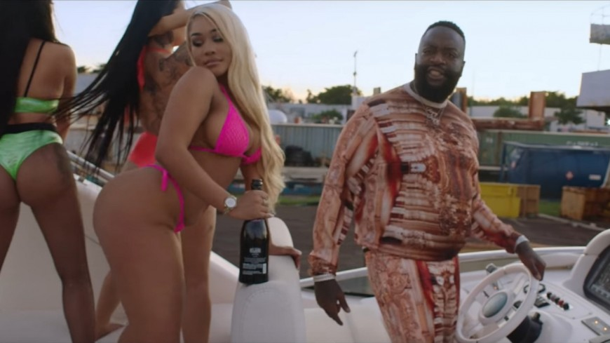 "Rick Ross et Gunplay en parrains dans ""Nobody's Favorite""!"