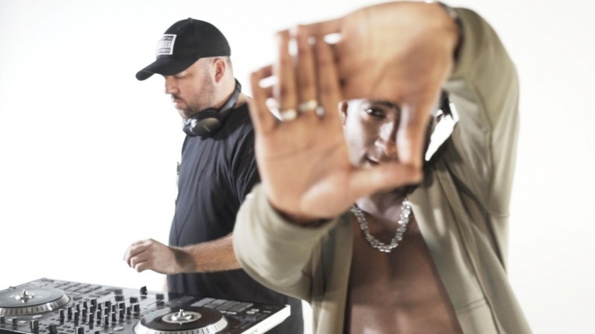 DJ ROC-J balance un nouveau freestyle avec Shotas