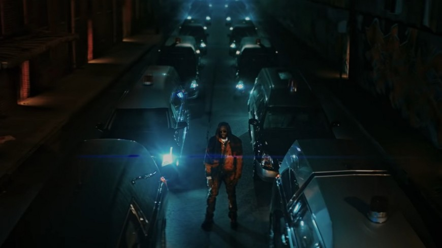 """2 Chainz et Future découpent dans """"Dead Man Walking"""" !"""