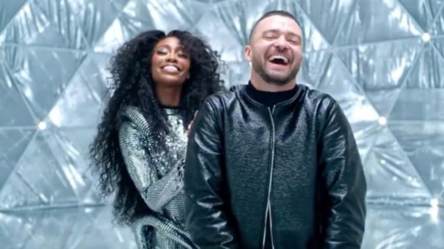 """SZA et Justin Timberlake dans une boule à facettes pour """"The Other Side"""""""